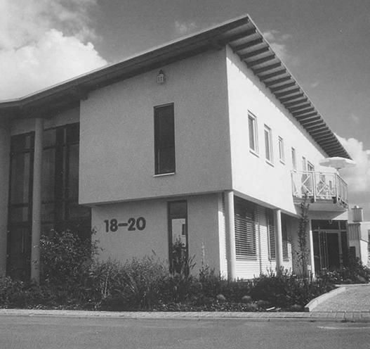 Unser Hauptsitz in Bensheim